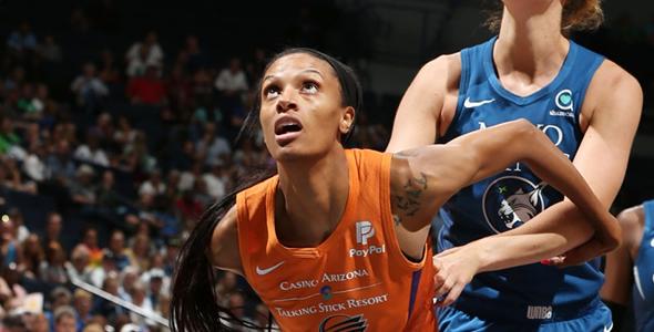 17日WNBA推荐:达拉斯飞翼VS凤凰城水银