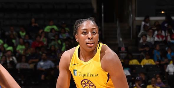 20日WNBA推荐:火花VS自由
